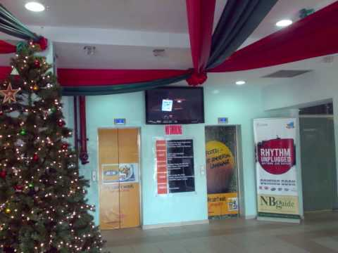 Brand promotions & Advertisements at E-Centre ( Ozone Cinema)