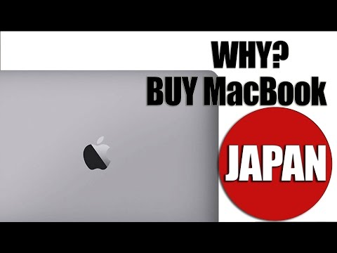 WHY BUY NEW MACBOOK PRO In JAPAN? 2016 & 2017 WITH Touch Bar