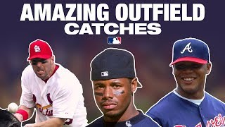 ICONIC Outfield Catches. How did they do this??