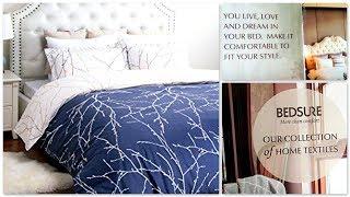 BEDSURE Printed Duvet Cover Set (1 Duvet Cover + 2 Pillow Shams) REVIEW