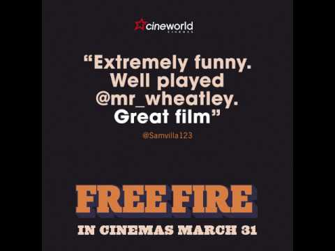 Cineworld Unlimited audiences loved Ben Wheatley's new film Free Fire!