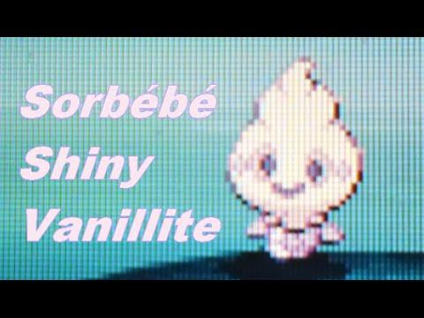 Vanillite shiny search