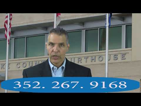 Groveland Florida Car Accident Lawyer | Lake County Attorney