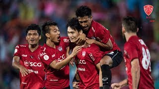 HIGHLIGHT |Thai League : SCG Muangthong United 3 - 1 Buriram United