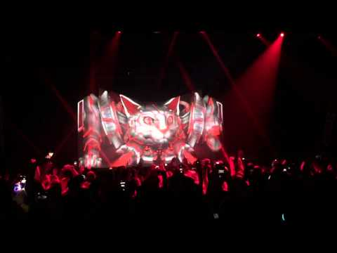 Excision - Robo Kitty Live in Dallas 2/14/15 thumbnail