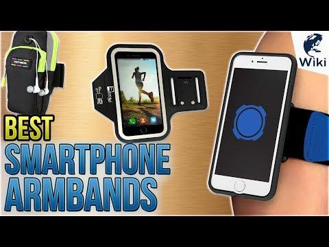 10 Best Smartphone Armbands 2018