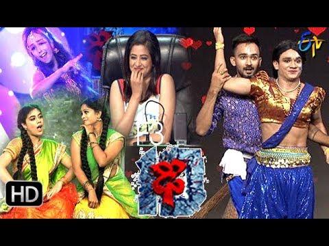 Dhee 10 | 29th November 2017| Full Episode | ETV Telugu