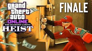 New DIAMOND CASINO HEIST, Finale! (GTA 5 Online Heists DLC)