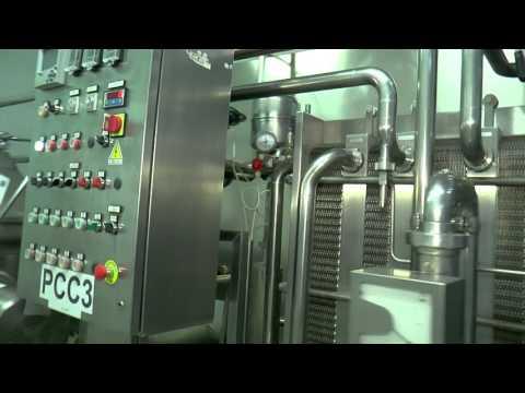 Pasteurizator lapte