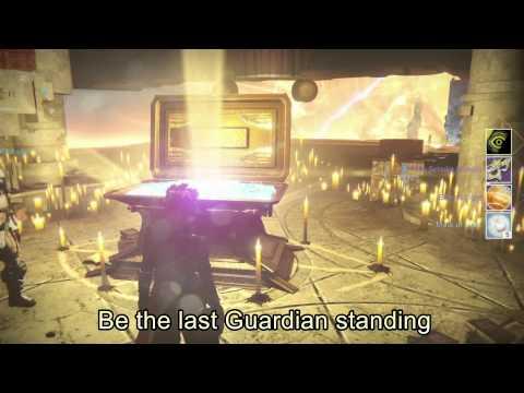 Eye of Osiris - A Destiny Parody (Eye of the Tiger) - Y1 Trials Tribute