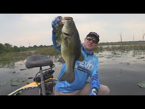FOX Sports Outdoors SOUTHWEST #13 - 2017 Lake Fork Texas Bass Fishing