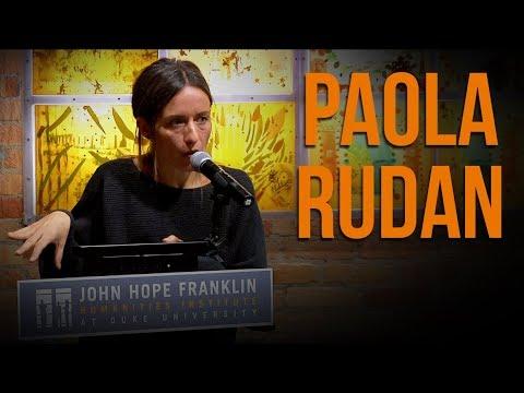 Paola Rudan: The Excentrical Center