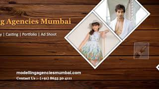 Modelling Agencies Mumbai | Professional Models in Mumbai | India