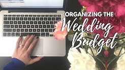How to Organize your Wedding Budget using Excel