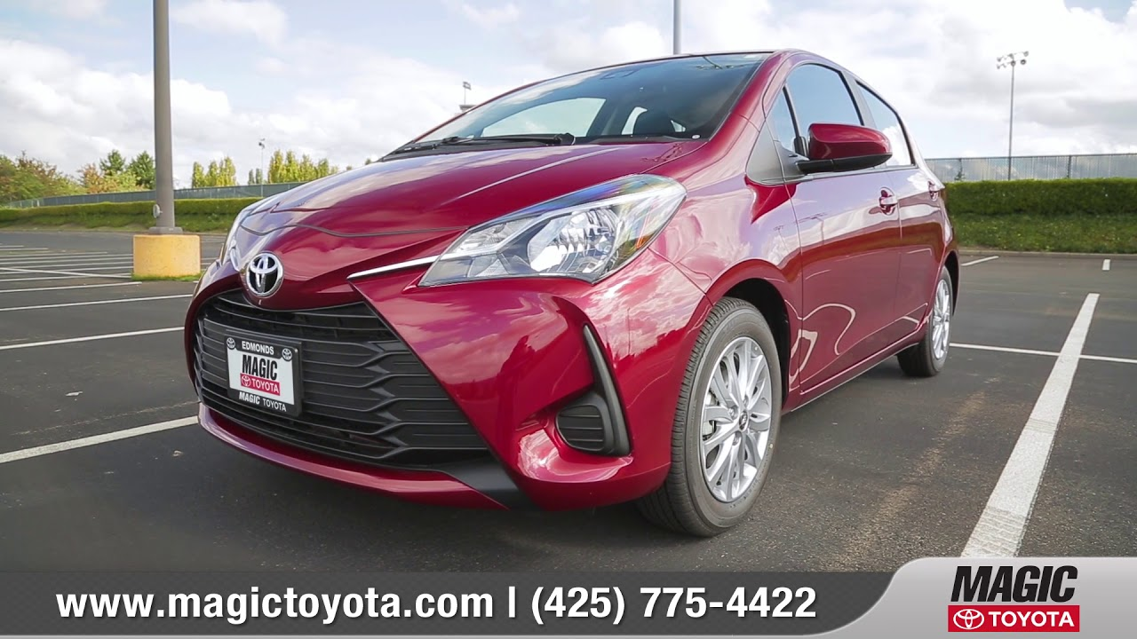 Toyota Yaris Review - Magic Toyota