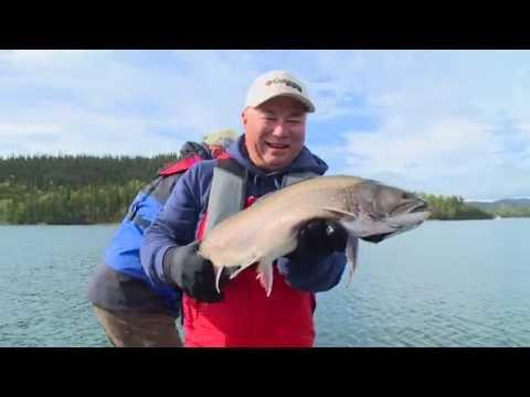 Real Fishing Show - Coasters On Lake Superior - Bob Izumi
