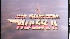 Der stählerne Adler II / Iron Eagle II - Trailer (1988, German)
