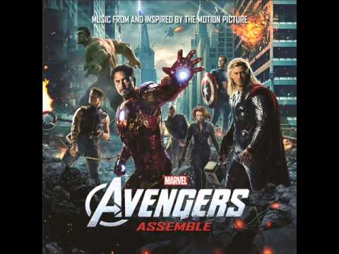 BLACK VEIL BRIDES - Unbroken (Music From And Inspired By The Motion Picture: Marvel Avengers)