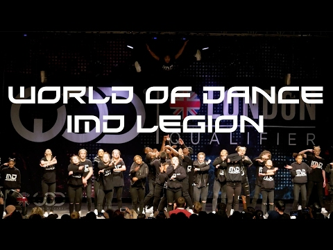 WORLD OF DANCE - IMD LEGION - 1ST PLACE