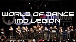 WORLD OF DANCE - IMD LEGION - 1ST PLACE