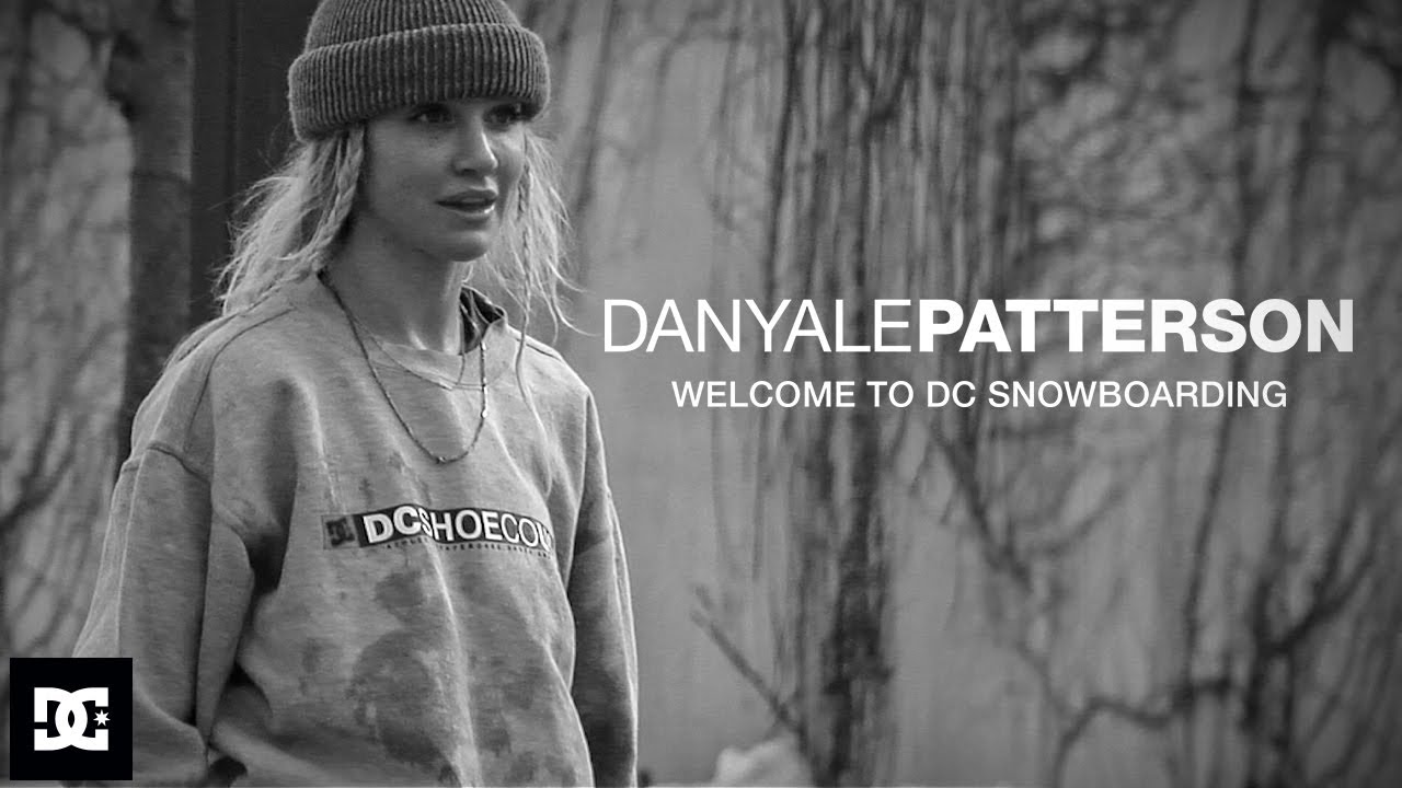 """DC SHOES : DANYALE """"JIBGURL"""" PATTERSON WELCOME TO DC"""