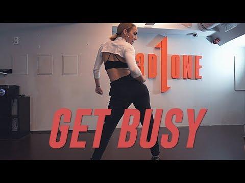 """Sean Paul """"GET BUSY"""" Choreography By Lilla Radoci"""