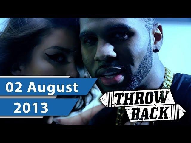 MUSIK CHARTS AUGUST 2013 – Bruno Mars, Jason Derulo und Linkin Park I Throwback Thursday