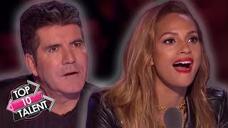 TOP 10 MOST VIEWED Auditions On Britain's Got Talent!