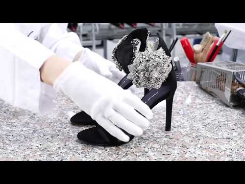 Giuseppe Zanotti: Making the Perfect Shoe