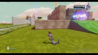 Disney Infinity - Gameplay Randal Plays In His Toybox