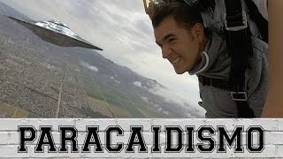 PARACAIDISMO | JUCA