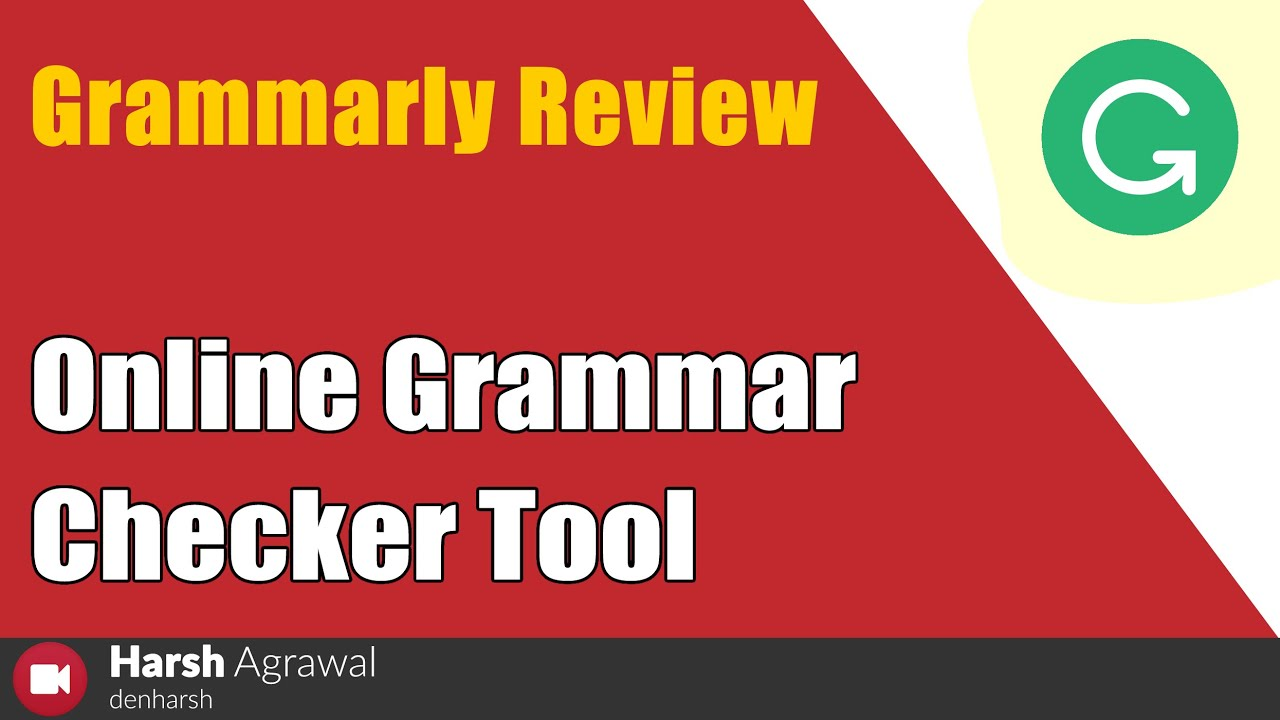 Thesis grammar checker free