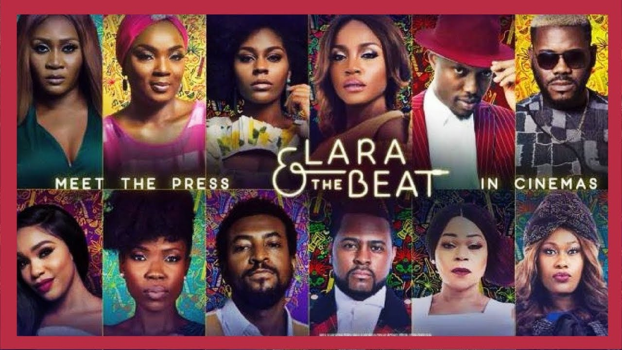 Download LARA AND THE BEAT | SEYI SHAY | VECTOR | NIGERIAN MOVIE REVIEW