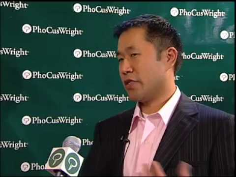 Andy Chen, Traxo at The PhocusWright Conference 2009