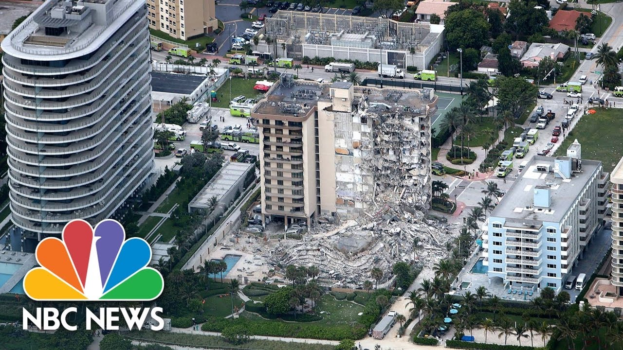 Miami-Dade building collapse: Engineer wrote of 'major structural ...