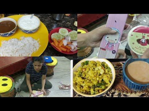 Indian Mom Breakfast