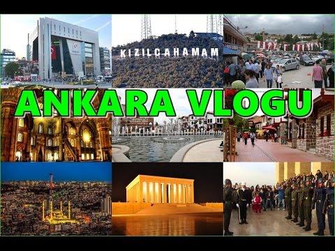 《| Ankara Vlogu |》