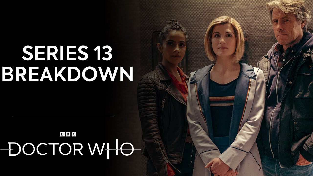 SERIES 13 TRAILER BREAKDOWN! | GALLIFREY RETURNS? | NEW CHARACTER?! | Doctor Who Series 13 News!