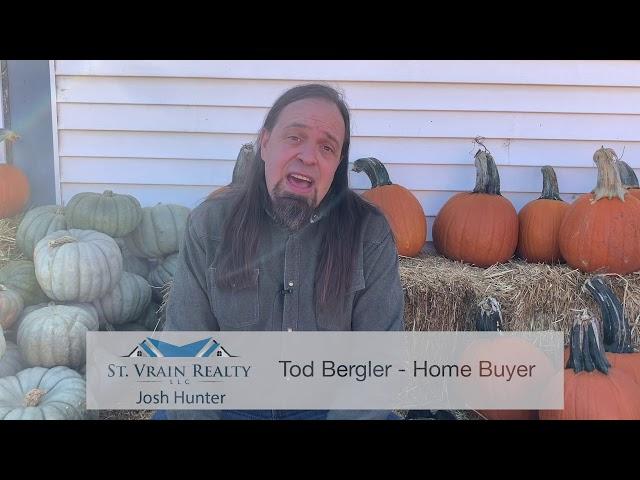 Josh Hunter Buyer Testimonial by Tod from Longmont