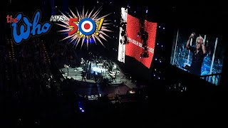 The Who Hits 50! 50th Anniversary Tour - The Frank Erwin Center, Austin, TX. April 27th, 2015
