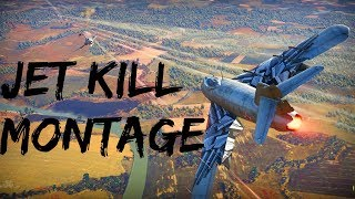 War Thunder Jet Kill Montage #2