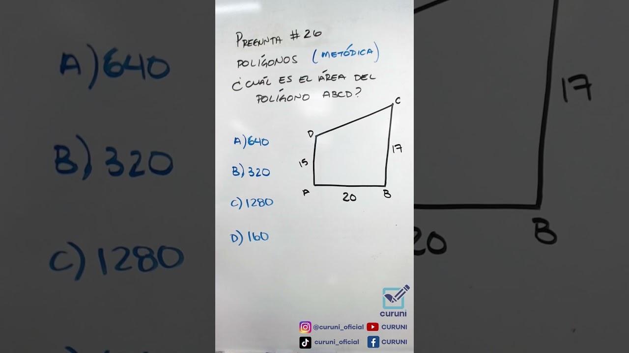 Download Pregunta #26 #universidad #curuni #cursos #examen #exani #matematicas #exani2 #ceneval #trucos