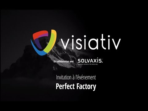 Smart Enterprise Club - Visitez la Perfect Factory