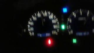 Разгон 0 100 Прогрес 4WD 1JZ GE 2000