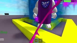 ROBLOX Undertale 3D Boss Battles: Asrielovania? (Solo)