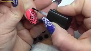 Eine Mischung aus Farben und Formen / NailsbyLadydesigner
