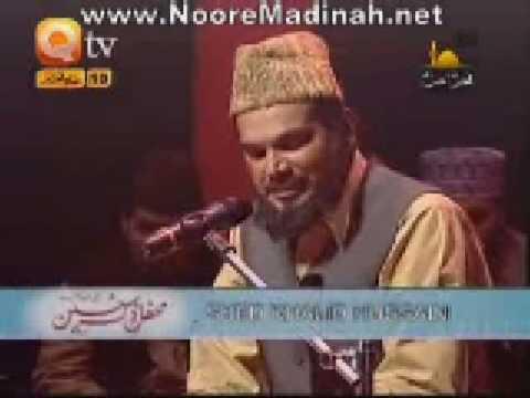 qtv Mehfil Zikr e Hussain (R.A)- Rah e Khuda Mein- Syed Khalid Hussain