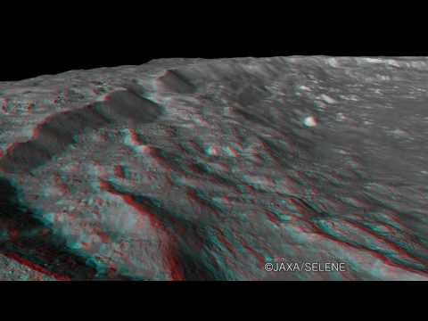 3D Voyage over Tycho Crater