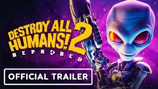 Destroy All Humans 2:  Reprobed - Official Announcement Trailer