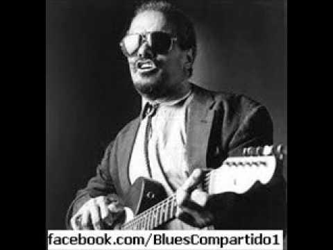 Snooks Eaglin - Chicago Blues Festival. 1989